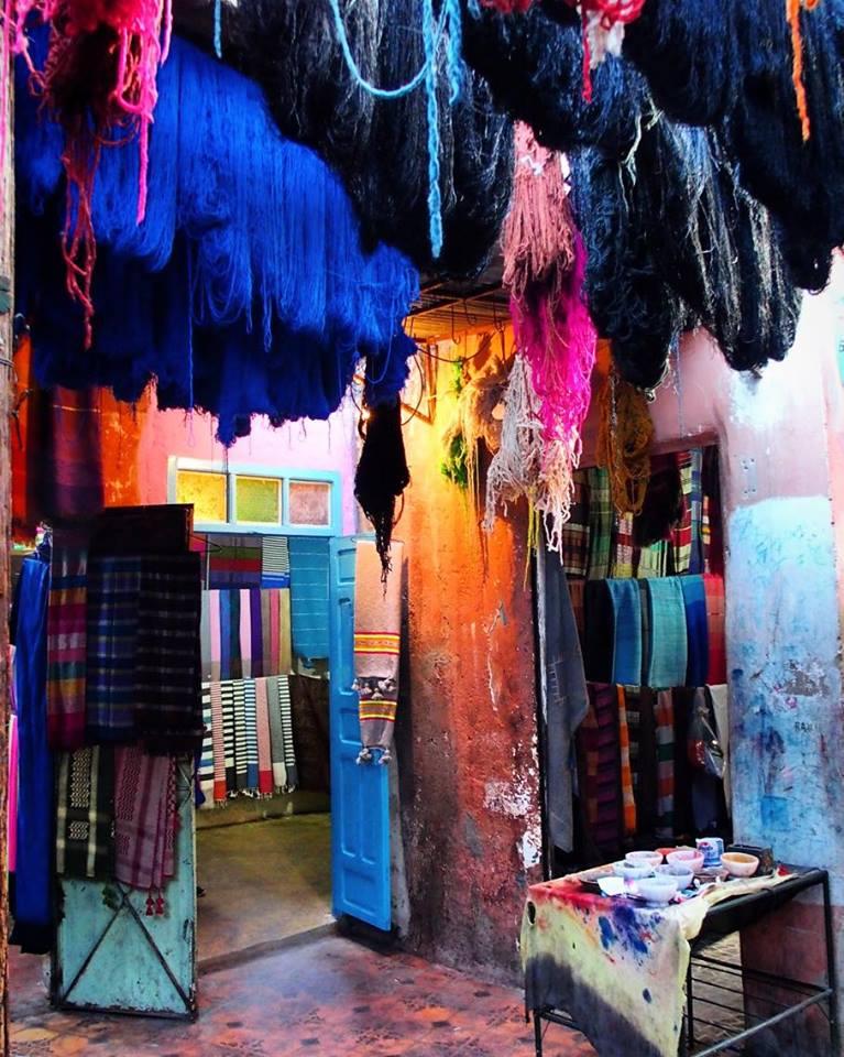 Ontdek de ambachten van Marokko