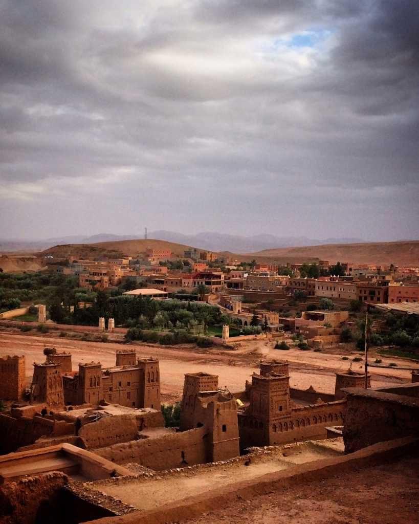 Combinatie Rondreis Zuid-Marokko & Marrakech achter de schermen met Atlasgebergte