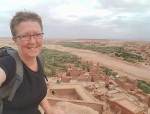 Rondreis Marrakech en Zuid Marokko met woestijn en Mariëtte van Beek