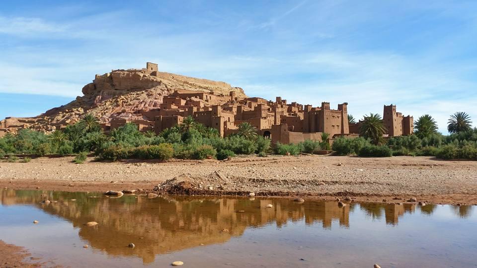 Dag 2 - Marokko Yoga Mystical Sahara