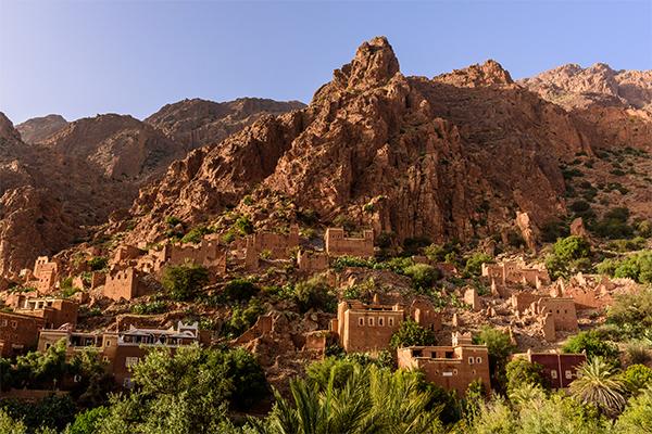 Dag 3 - Natuur / cultuur rondreis Zuid-Marokko vanuit Agadir 50+
