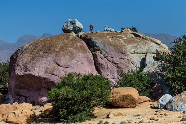 Dag 6 - Natuur / cultuur rondreis Zuid-Marokko vanuit Agadir 50+