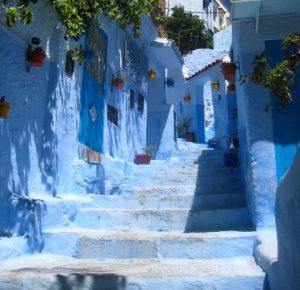 Marokko rondreis koningssteden met Chefchaouen en woestijn