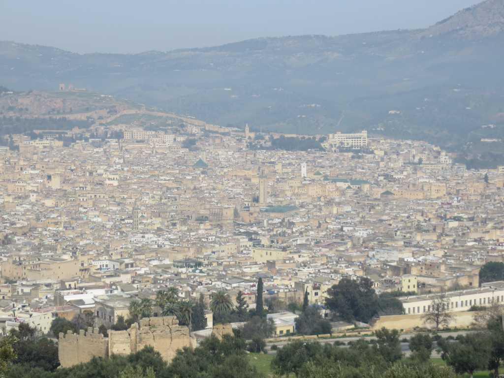 Dag 5 - Rondreis koningssteden Marokko met Chefchaouen en woestijn
