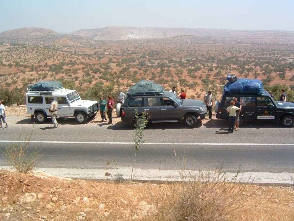 Jeep Avontuur Marrakech, Sahara woestijn & de kust