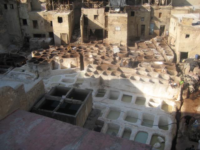 Dag 6 - Rondreis koningssteden Marokko met Chefchaouen en woestijn