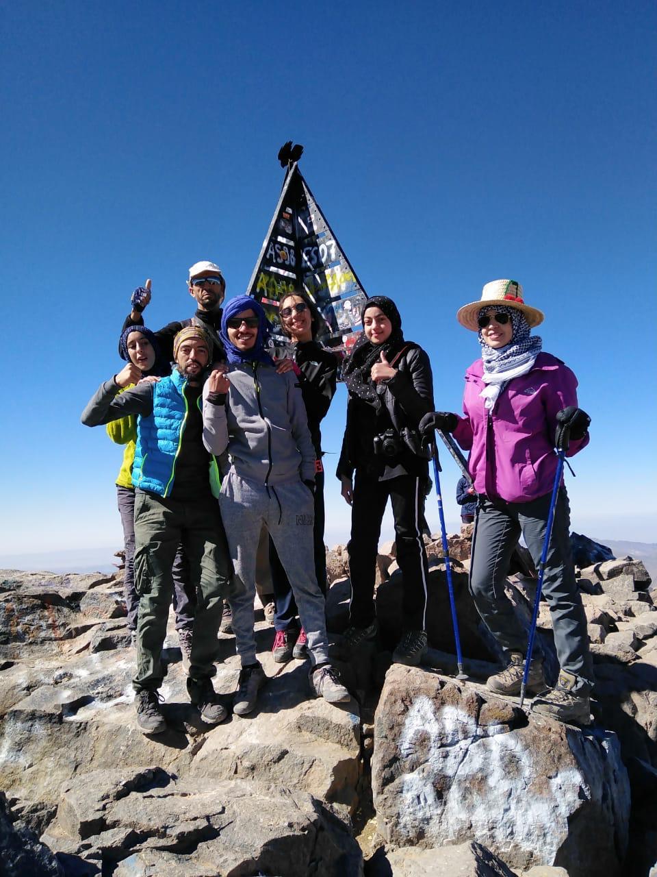 Toubkal met kamperen – groepsreis 15 dagen