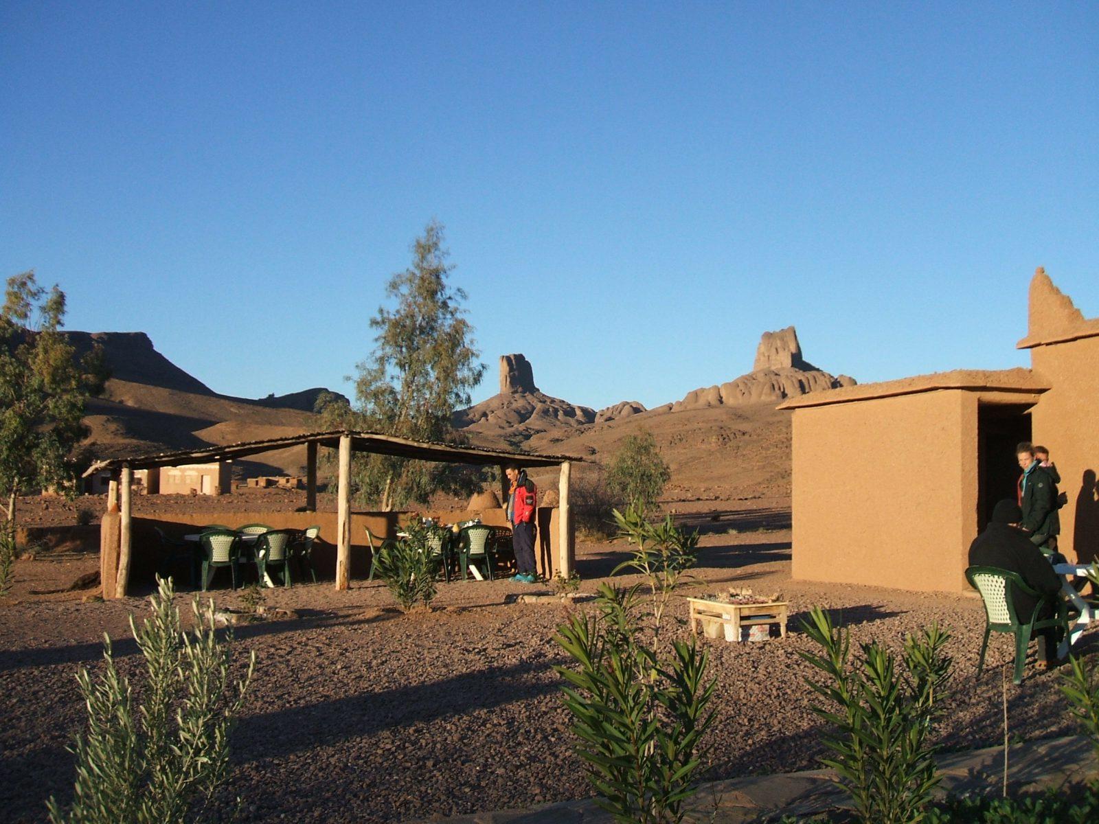 Wandelen Jebel Saghro – ResetT – jongerenreis met kamperen