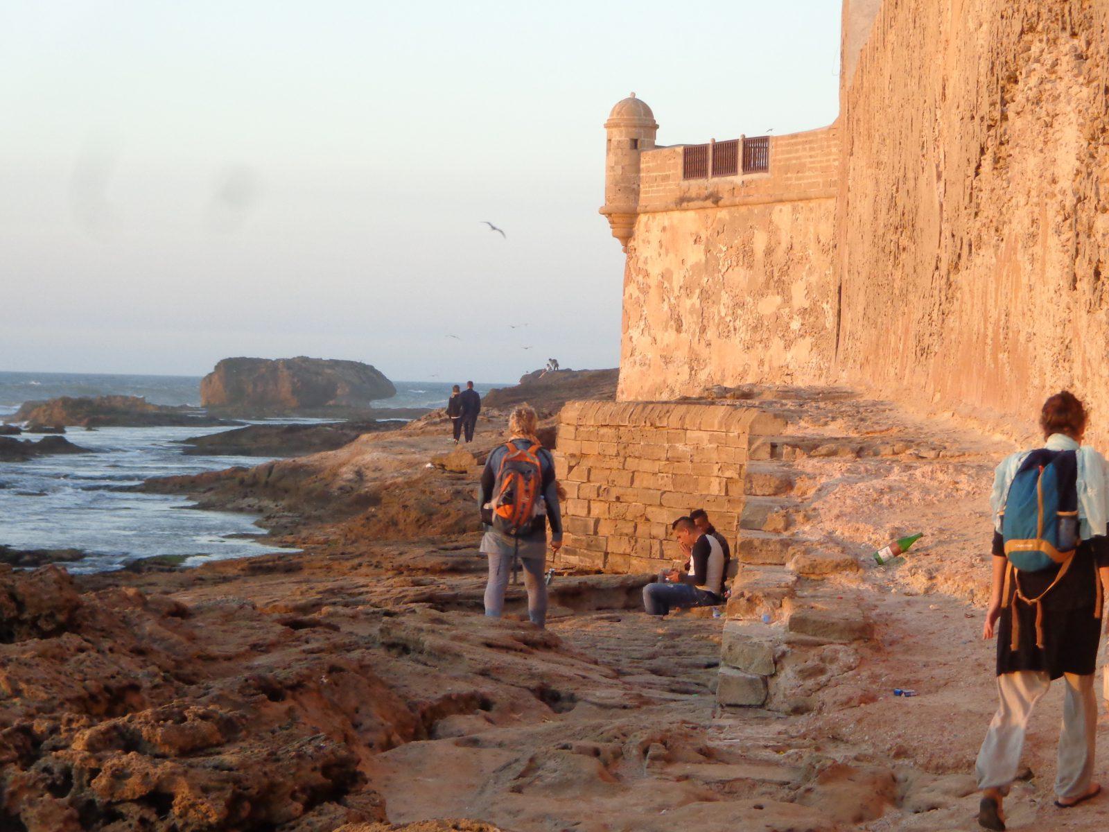 Dag 1 - Woestijn wandelen en yoga + Essaouira & Marrakech
