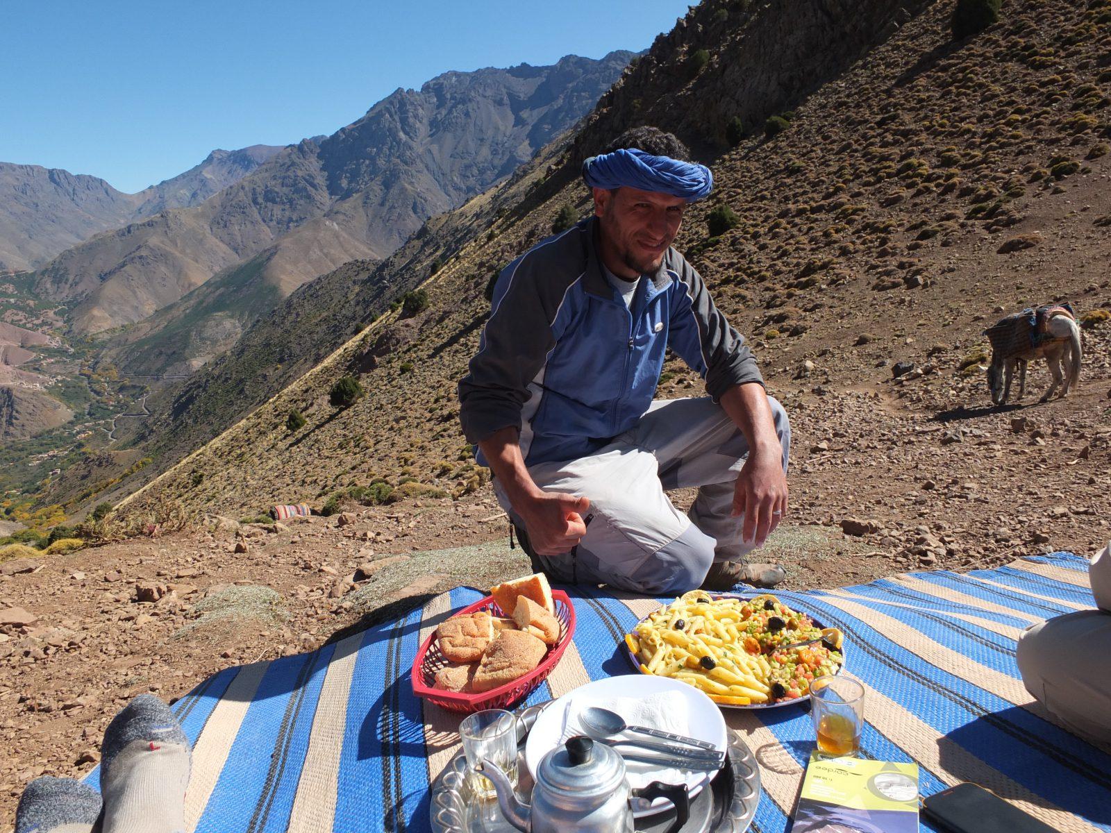 Dag 06 - Marokko Hoge Atlas wandelen 50+