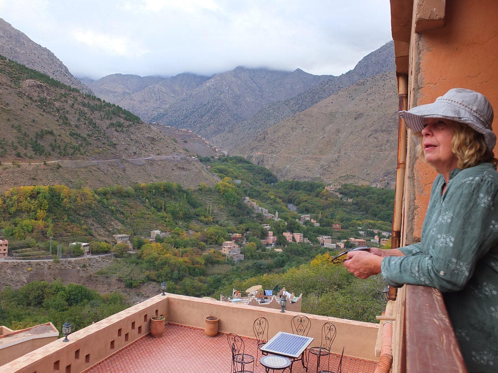 Dag 08 - Marokko Hoge Atlas wandelen 50+
