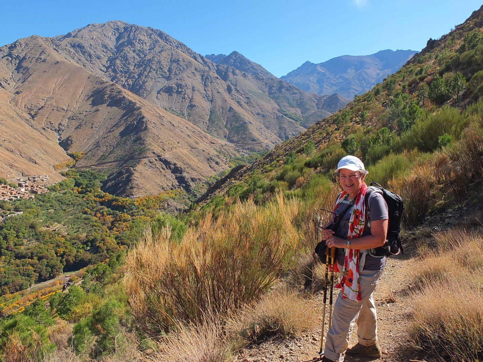 Dag 4 - Marokko Hoge Atlas wandelen 50+