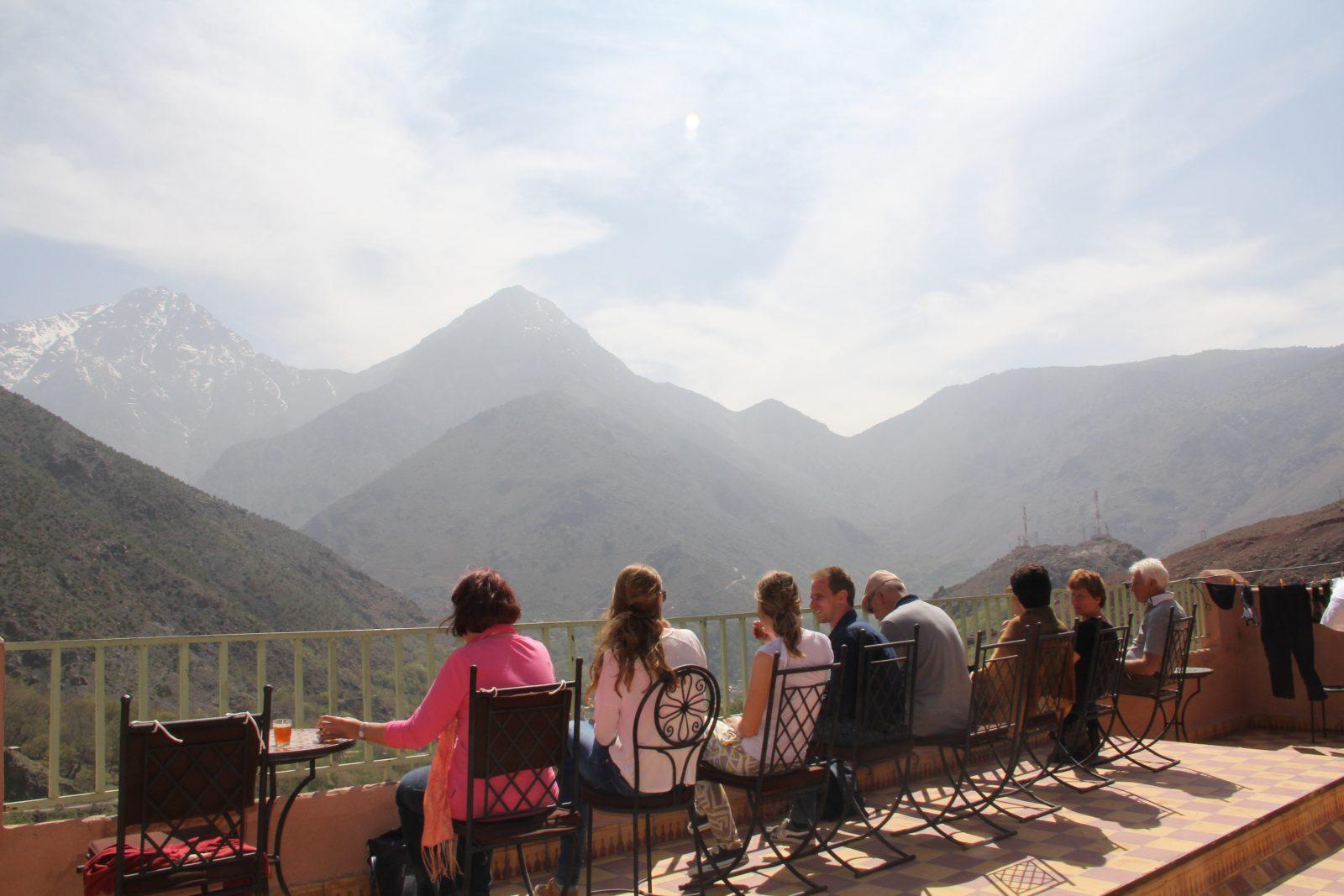 Dag 7 - Groepsreis Marrakech & meer - NL reisleider