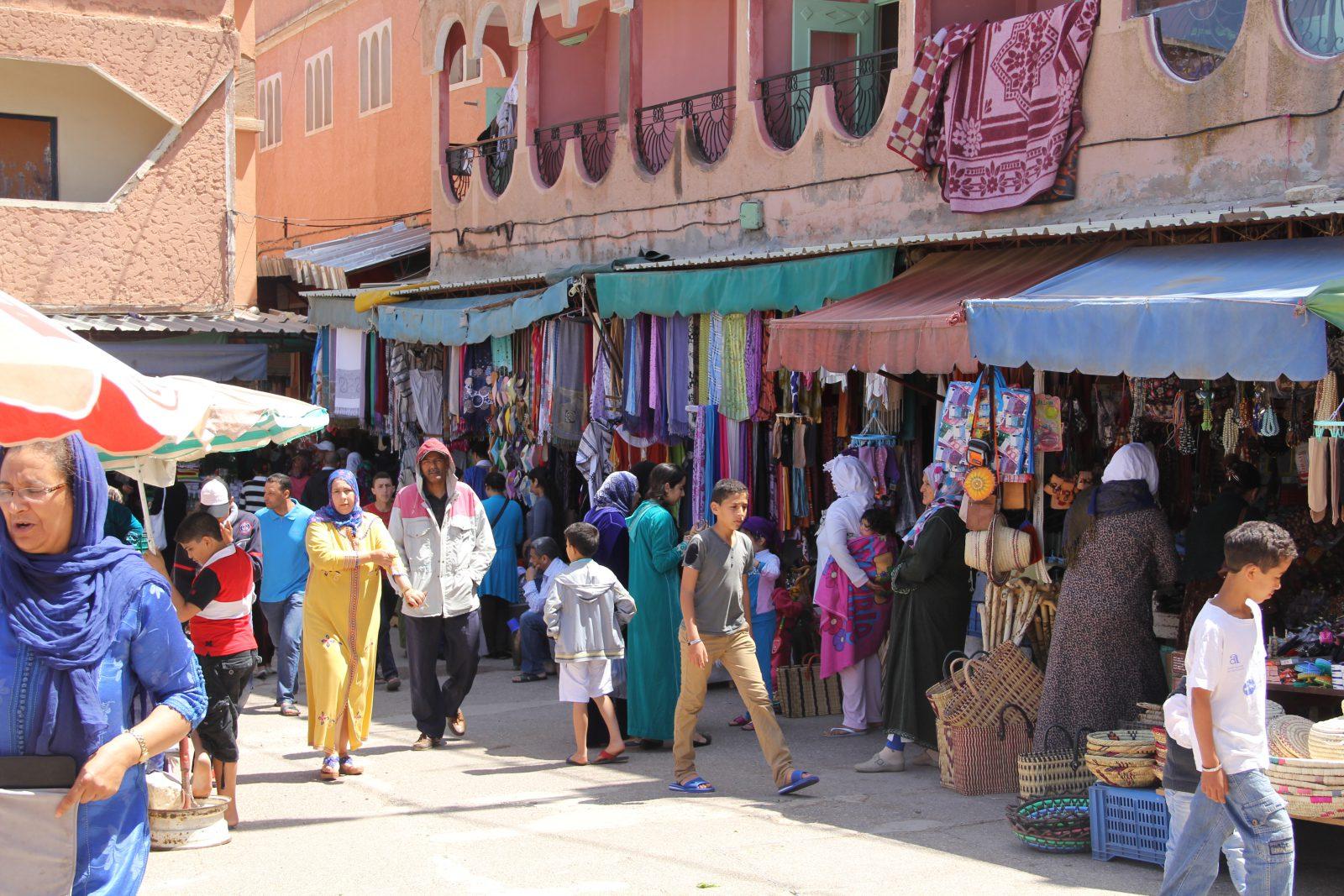 Dag 8 - Groepsreis Marrakech & meer - NL reisleider