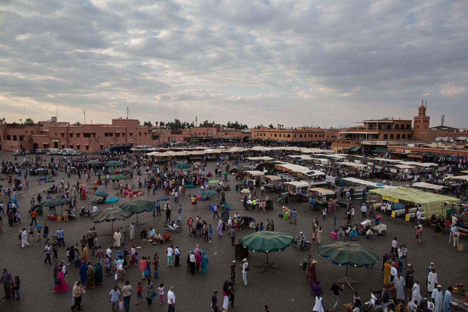 Dag 1 - Groepsreis Marrakech & meer - NL reisleider