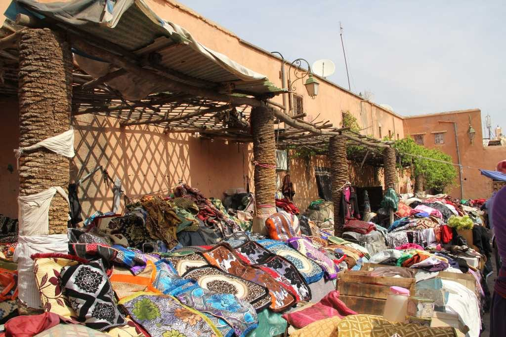 1/2 dagexcursie middag Marrakech: Secrets & Souks