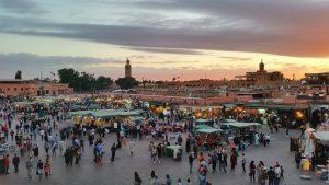 Rondreis koningssteden Marokko met Chefchaouen en woestijn