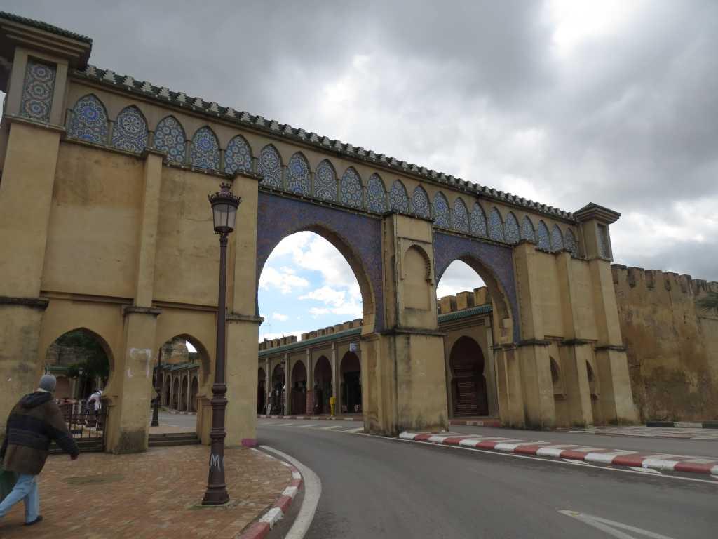 Dag 8 - Rondreis koningssteden Marokko met Chefchaouen en woestijn