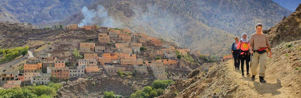 Pelgrimsreis Marokko: Marrakech en het Atlasgebergte