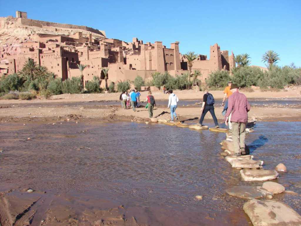Dag 2 - Jeep Avontuur Marrakech, Sahara woestijn & de kust