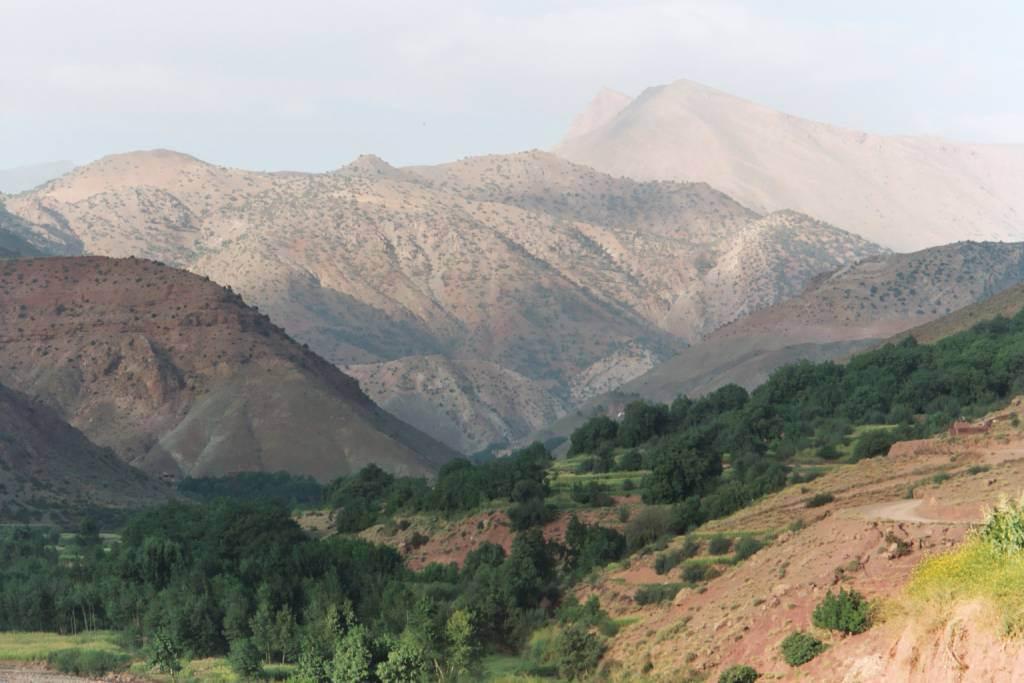 Dag 13 - Combinatie Rondreis Zuid-Marokko & Marrakech achter de schermen met Atlasgebergte