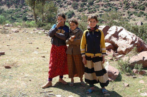 berber kinderen
