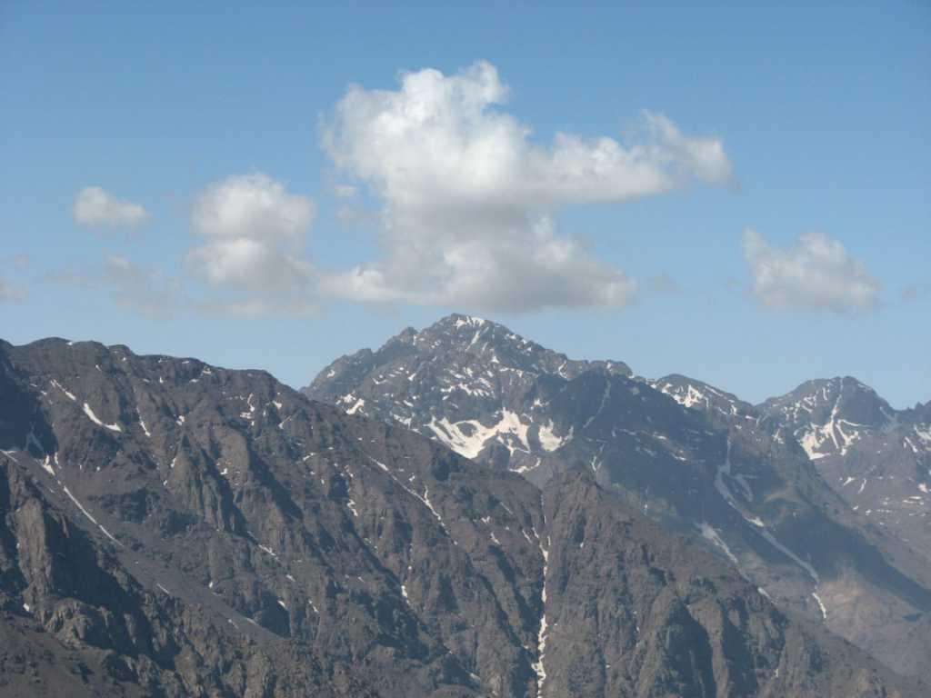 Dag 6 - Toer Ski - Toubkal & Jebel Oukaïmeden
