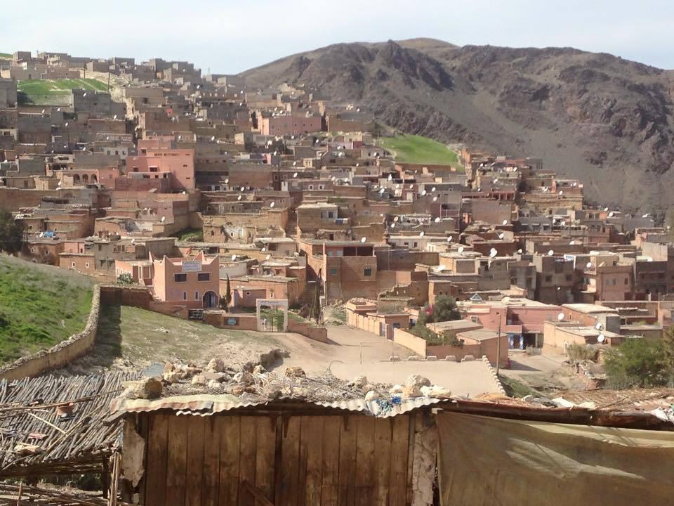 Dag 5 - Combinatie Rondreis Zuid-Marokko & Marrakech achter de schermen met Atlasgebergte