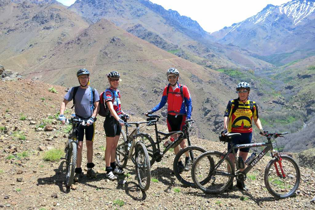 Mountainbike Hoge Atlas – met lokale gids