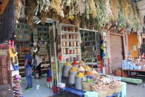 Stedentrip Marrakech in Riad hotel + 2 excursies