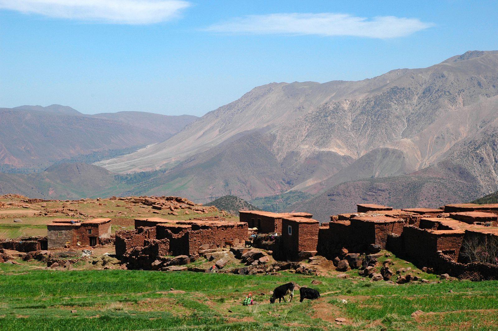 Dag 07 - Marokko Hoge Atlas wandelen 50+