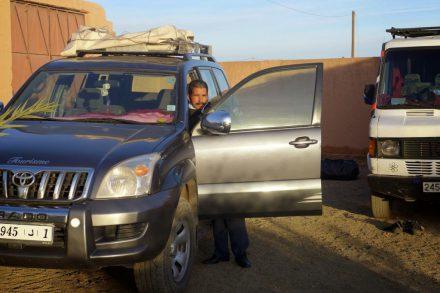 Jeep tour naar het zuiden van Marokko