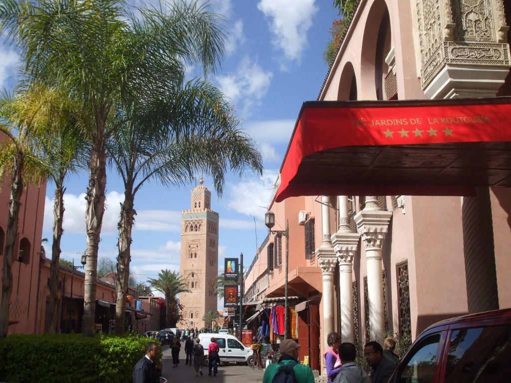 Dag 7 - Marokko Yoga Mystical Sahara