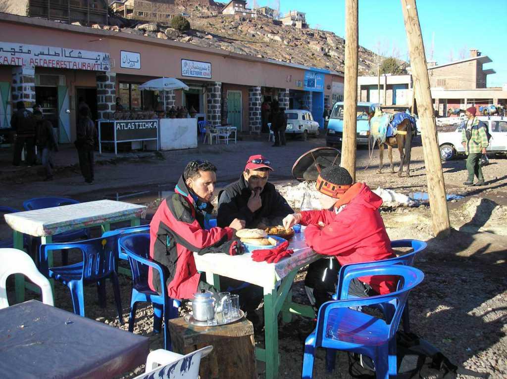 Dag 2 - Toer Ski - Toubkal & Jebel Oukaïmeden
