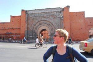 Marrakech achter de schermen en het Atlasgebergte - Mariëtte van Beek