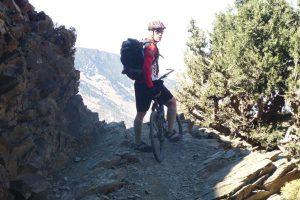 Mountain biken door de anti Atlas naar Nekob