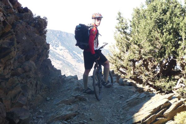 Dag 5 - Mountainbike Zuid Marokko