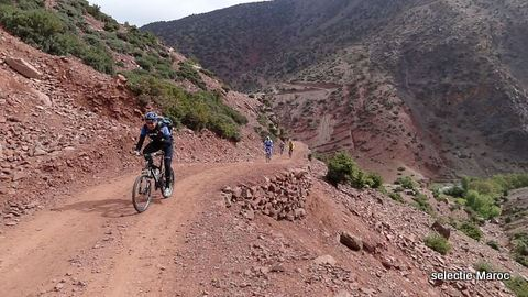 Dag 6 - Mountainbike Zuid Marokko