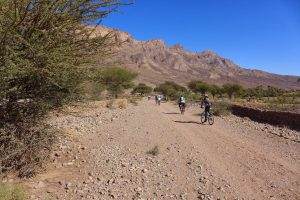 Mountain Biking in the great south of Morocco