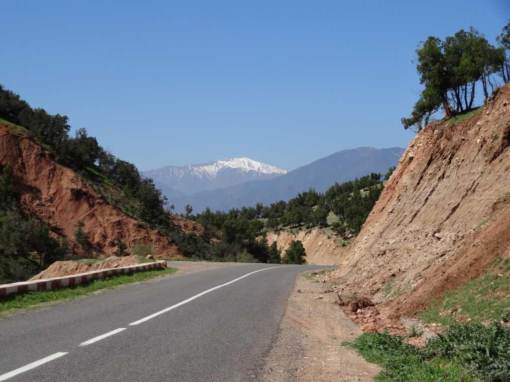 Dag 2 - Mountainbike Hoge Atlas - met lokale gids