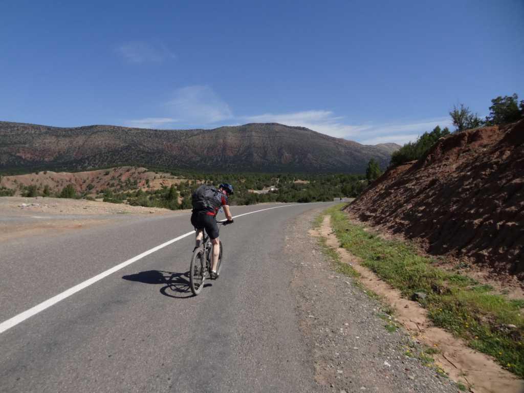 Dag 7 - Mountainbike Hoge Atlas - met lokale gids