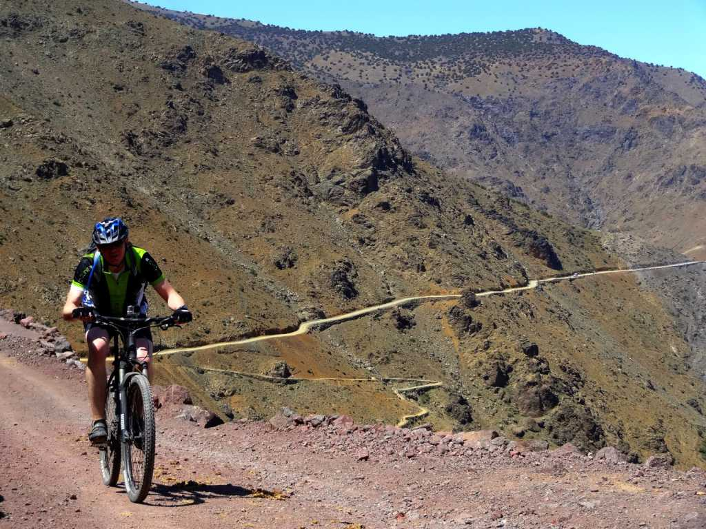 Dag 4 - Mountainbike Hoge Atlas met NTFU instructeur