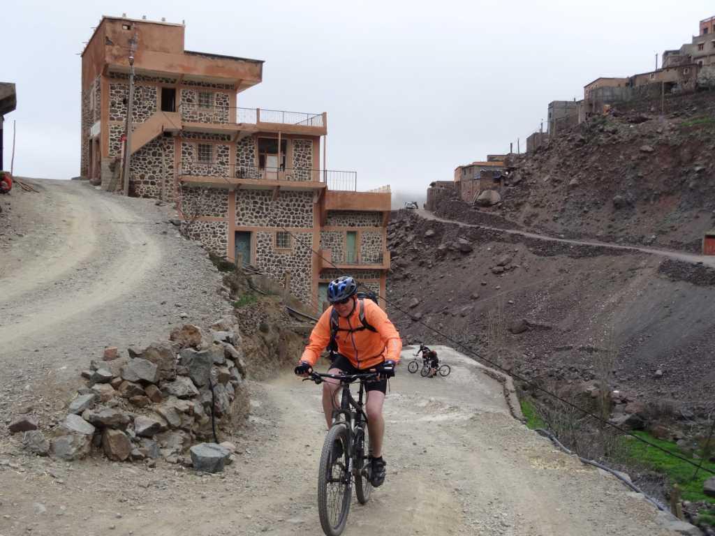 Dag 3 - Mountainbike Hoge Atlas - met lokale gids