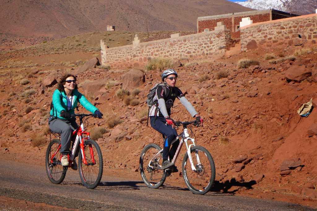 Dag 4 - Mountainbike Zuid Marokko