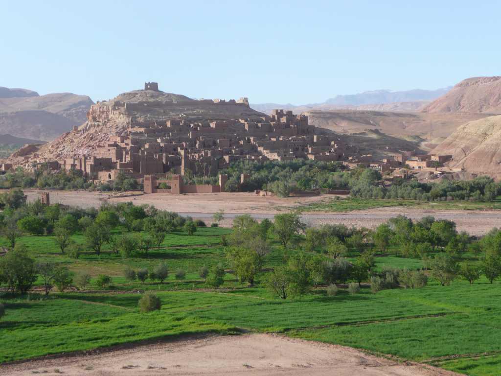 Dag 9 - Combinatie Rondreis Zuid-Marokko & Marrakech achter de schermen met Atlasgebergte
