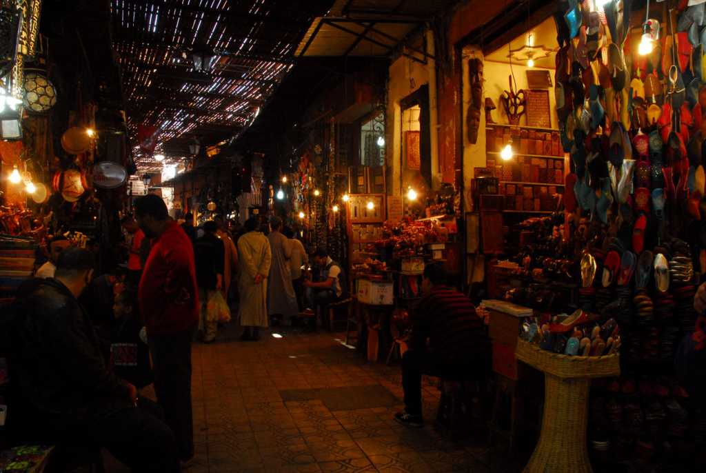 Dag 2 - Stedentrip Marrakech in Riad hotel + 2 excursies