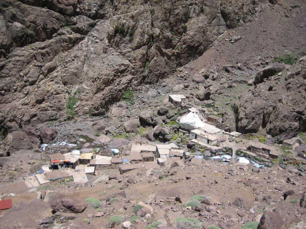 Day 9 - Jebel Toubkal 15 dagen