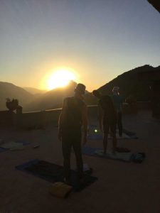 sunset_yoga