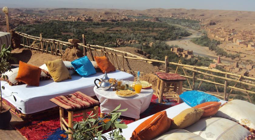 Dag 10 - Combinatie Rondreis Zuid-Marokko & Marrakech achter de schermen met Atlasgebergte