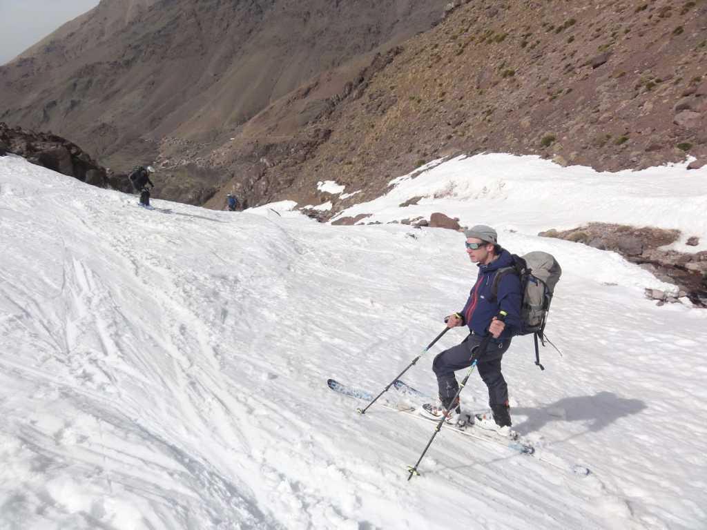 Dag 3 - Toer Ski - Toubkal & Jebel Oukaïmeden